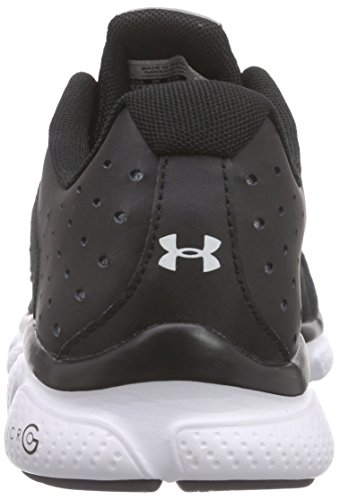 Under Armour Ua Micro G Assert 6, Chaussures de Course Homme Noir (Black)