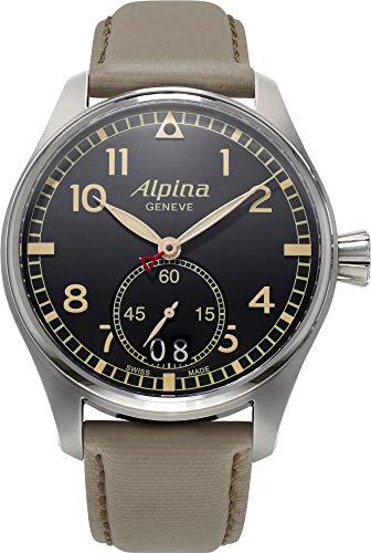 Alpina Geneve Startimer Pilot AL-280BGR4S6 Herrenarmbanduhr Sehr gut ablesbar