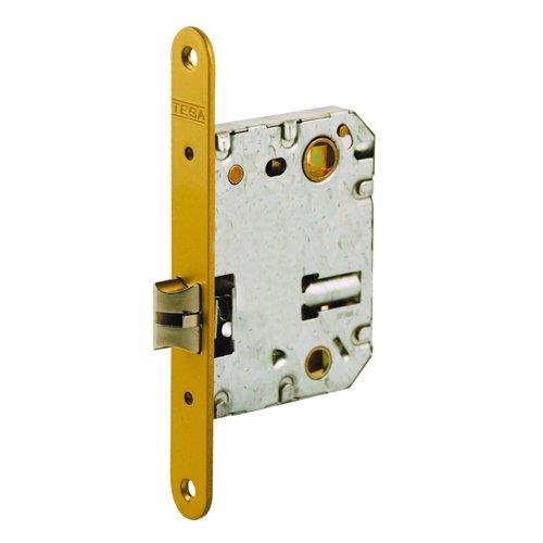 Tesa Assa Abloy, 13458RHL Cerradura de embutir para puertas de madera,