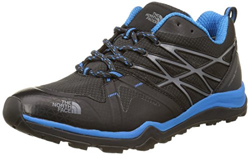 The North Face M Hedgehog Fastpack Lite GTX, Sneakers Basses Homme - Multicolore - Mehrfarbig (Phntmgy/Bluastr Nkn),45.5