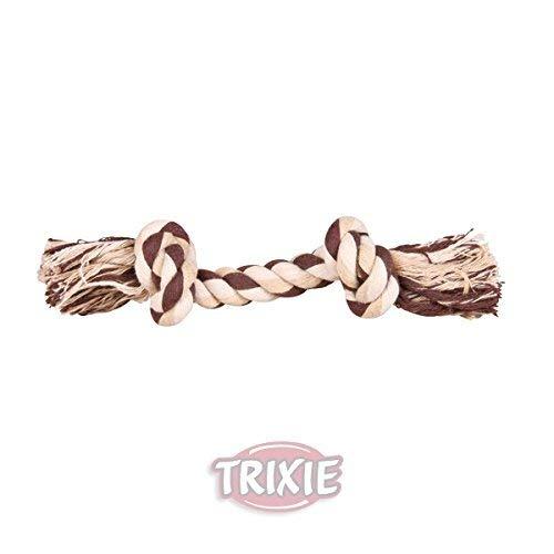 Trixie Denta Fun Reine Baumwolle Spielseil für Hunde