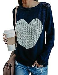 Pull Femme Hiver Chaud Oversize Sweater Sweatshirt Tops