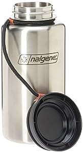 Nalgene Wide Mouth Stainless Steel 1L Water Bottle