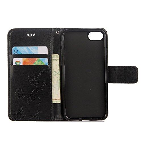 custodia con porta carte cellulare 7 iphone