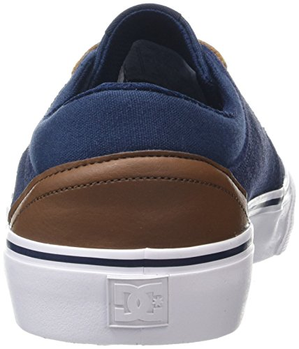 DC Shoes Trase Sd, Herren Sneakers Blau (Navy/KHAKI - NKH)