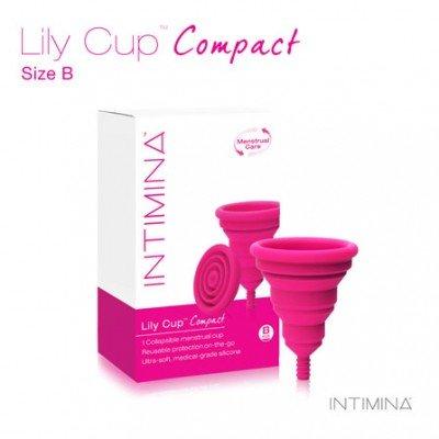Copa Menstrual Lily Cup Compact (Talla B)