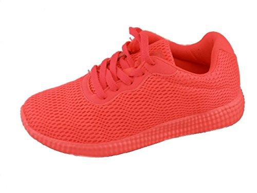 Rebelde, Sneaker donna Corallo