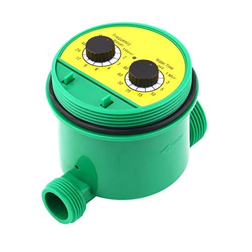 gfjfghfjfh Grüne englische Version LCD-Home-Digital-elektronische Intelligenz-Wasser-Timer Garten Bewässerungssteuerung Wasserprogramm-System -