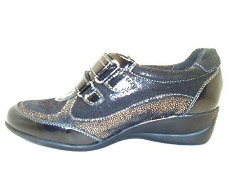 Kelidon Sneaker art 1102K nero (40)