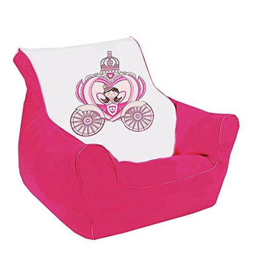 knorr-baby 450204 Mini Sitzsack'Princess'