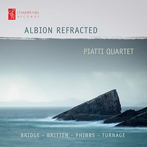 Three Idylls for String Quartet: III. Allegro con moto