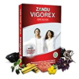 #3: Zandu Vigorex - 40 Capsules