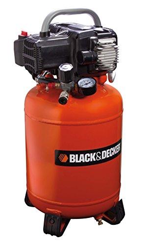 Black+Decker 1802 - Compresor con tanque de 24 L, sin aceite