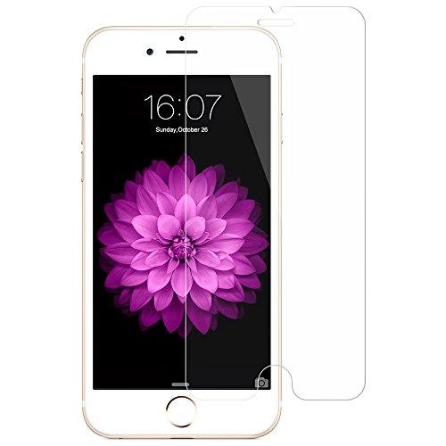 iPhone 6 Plus / 6S Plus Schutzfolie (5,5 Zoll), ESR® [0.33mm] 3D Touch Ultra-klar Panzerglas Folie für iPhone 6/6S Plus [bewusst kleiner als das Display, da dieses gewölbt ist]
