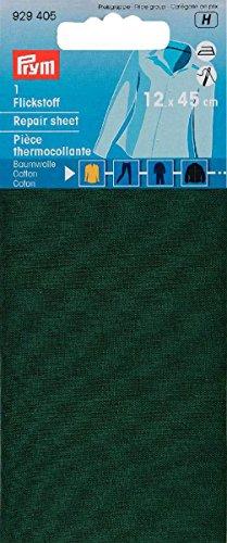 PRYM 12x 45cm Baumwolle Reparatur Spannbetttuch, grün Preisvergleich