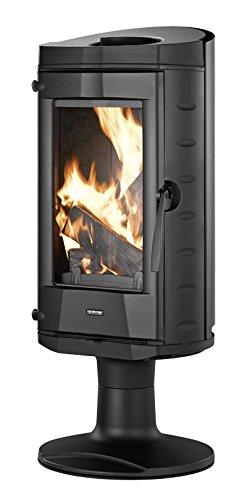 Supra CANATO Fireplace – Cheminée (Noir)