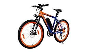LightSpeed Dryft (2019)— Your Futuristic Electric Bicycle | All New Lightweight ALUMINIUM ALLOY Frame| A Multi-Utility Bike with Pedal Boost and Twist Throttle for City Rides and Adventurous Trails | Lithium-ion Battery Operated Cycle for Long Range | 250w 32nm Powerful Rear Hub Motor | Multi-feature Dynamic Display | Responsive e-Brakes | Optimum Seat-to-Handle Distance | Easy Charging, Cruise Control, Walk Assist | Luminous Front Headlamp | Nylon Super Grip Tyres | Built for Long Distance