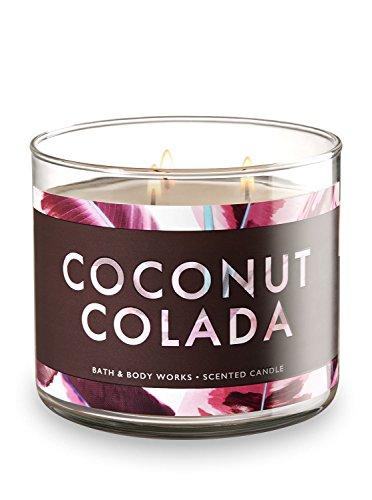 Body Works Coconut (3Dochte Kerze Ananas Mango Bath and Body Works)
