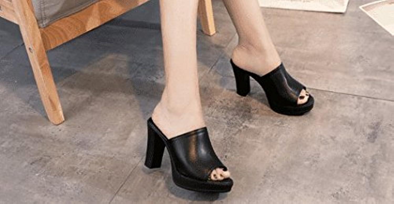 SCLOTHS Ms slipper Scloths estate estate estate infradito donna pantofole di spessore fondo spesso con tacco alto impermeabile... | Miglior Prezzo  5d9ed5
