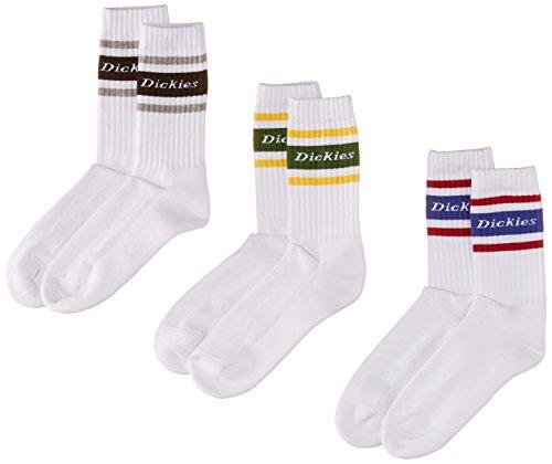Dickies Herren Wäsche / Bademode / Socken Madison Heights bunt 39-42 (Socken Herren Dickies)
