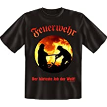 Camiseta de: Bomberos Job XXL
