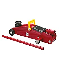 Cartrend 7740014 Hydraulic Trolley Lifting Jack 2 T