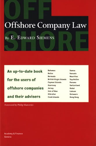 Offshore Company Law