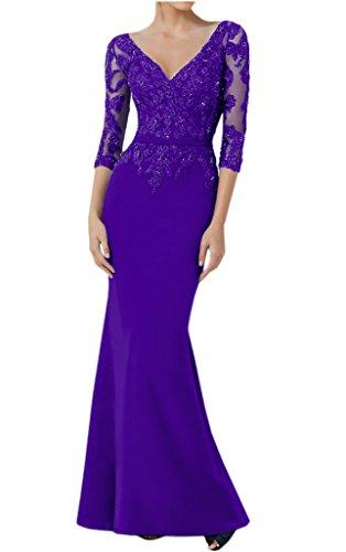 Prom Style Elegant Etui Spitze Abendkleider Ballkleider ...
