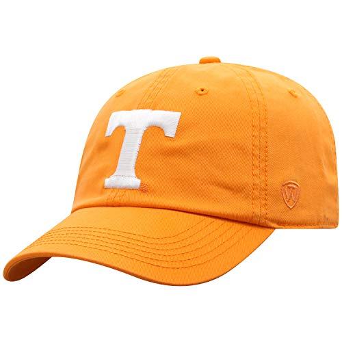 ren Mütze NCAA verstellbar Relaxed Fit Team Icon, Herren, NCAA Men's Adjustable Hat Relaxed Fit Team Icon, Hellorange, Tennessee Volunteers ()