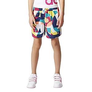 adidas Mädchen Shorts YG GU L3S WV SH