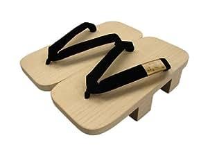 sconto più votato vendita online promozione speciale Geta - Zoccoli in Legno Giapponesi - 26 cm