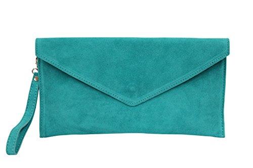 Imagen de Bolso de color turquesa - modelo 4
