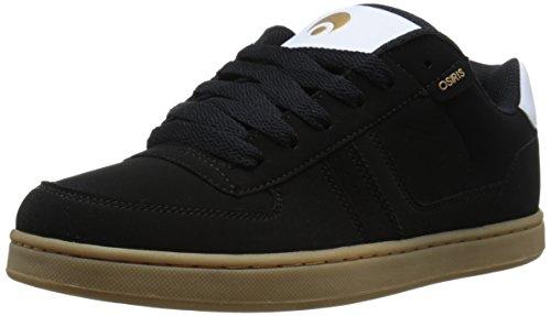 osiris-relic-uomo-nero-scarpe-skate-taglia-nuovo-eu-42