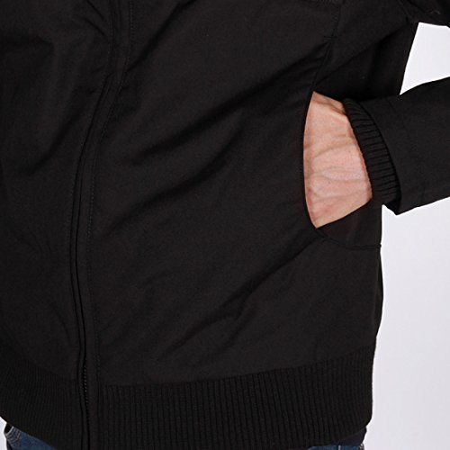 Vintage Industries Ronan Veste Jacket Black Noir