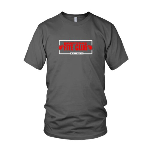 Donovans Fite Club - Herren T-Shirt Grau