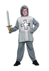 Kinder-Kostüm 3 - 5 Jahre -Ritter- Ritterkostüm