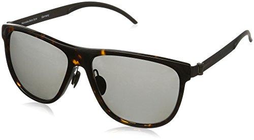 Mercedes Benz Herren M7006 Sonnenbrille, Braun, 57
