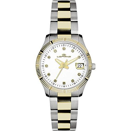 Reloj solo tiempo para mujer Lorenz Ginebra Casual Cod. 027067bb