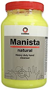Comma MAN3L Nettoyant pour les mains Manista Natural 3 l
