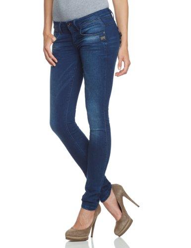G-STAR Damen Midge Cody Low Skinny Jeans Blau (Dk Aged 5177.89)
