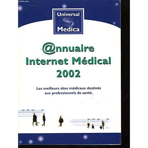 Annuaire Internet médical 2002