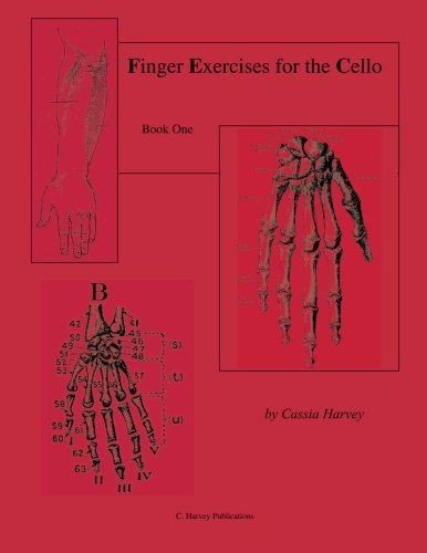 Finger Exercises for the Cello, Book One
