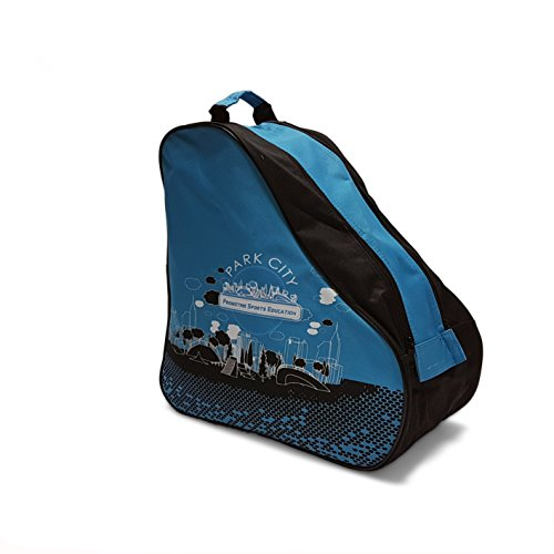 Park City 0017019AZ Bolsas para Patines, Infantil, Azul, Talla Única