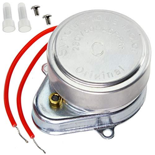 Motor Síncrono de Repuesto para Válvulas Motorizadas ACL Honeywell Landis  Gye Satchwell Sopec Tower, Repuesto de Bricolaje para Válvulas de 2 y 3