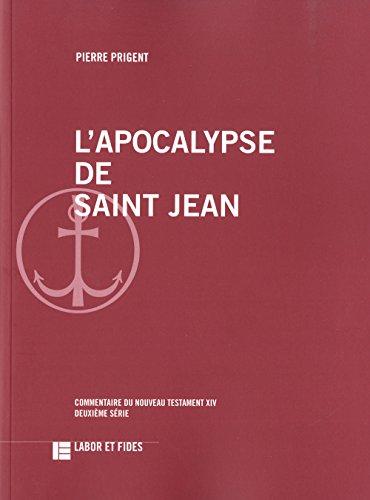 L'Apocalypse de saint Jean par Pierre Prigent