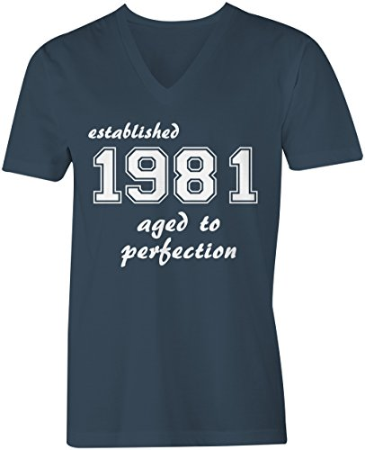 Established 1981 aged to perfection