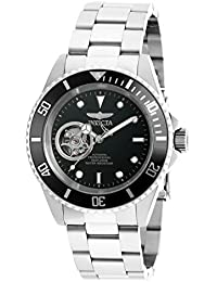 Invicta Pro Diver Men's Analogue Classic Automatic Watch with Stainless Steel Bracelet – 20433