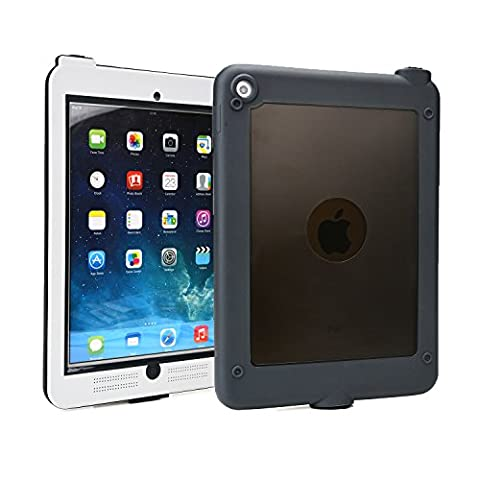 iPad Air 2 / iPad 9.7 2017 Wasserdichte Hülle, COOPER SUBMARINE wasserdicht gemäß IP68, strapazierfähige, robuste, langlebige, stoßfeste Outdoor-Schutzhülle mit Displayschutz (Bewertung Wasser)