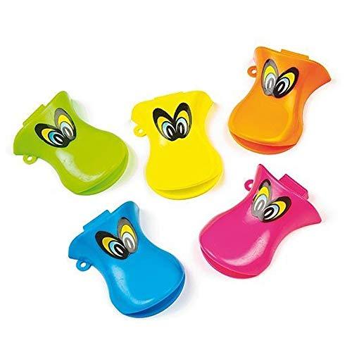 NiceButy 24 Satz Ente Quacker Whistle - Große Party Boy und Mädchen Loot Beutelfüll-