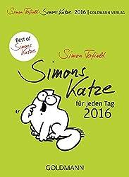 Simons Katze für jeden Tag - 2016